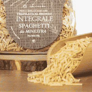 Spaghetti da Minestra Integrali