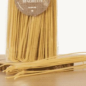 Spaghetti Grano Duro Integrali